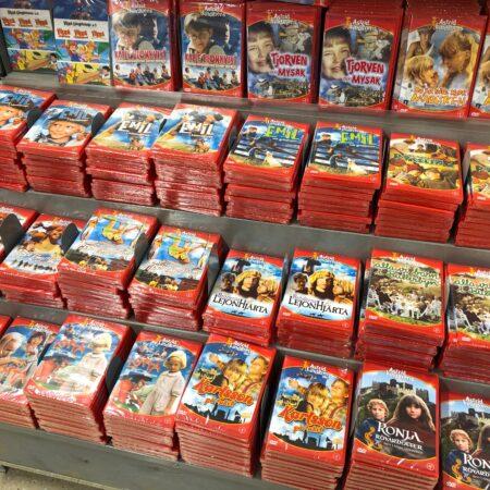 DVD-filmer Ullared