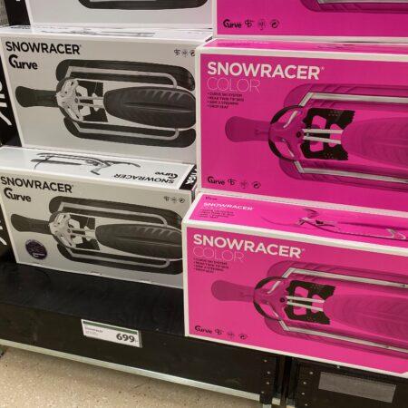 Snowracer gekås ullared blogg
